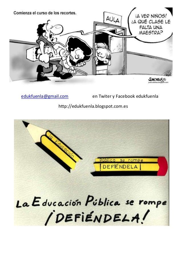 Edukfuenla cartelería Octubre2012Marzo2013 Slide 3