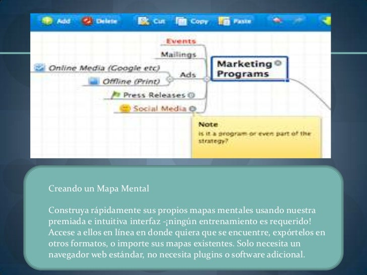 Edulink (grupo 5) actividad mapas mentales Slide 3