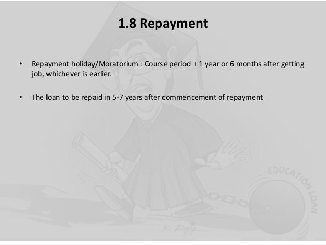 Education loan process in india 10 18 repayment altavistaventures Choice Image