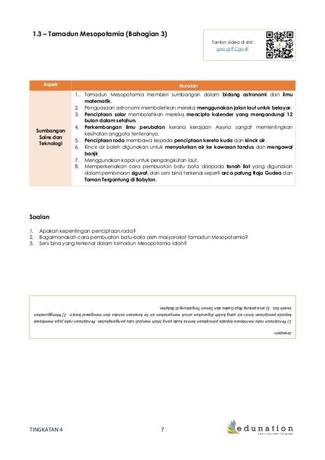Edunation Sejarah T4 & T5.Modul E-Book