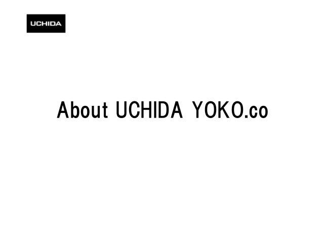 About UCHIDA YOKO.co