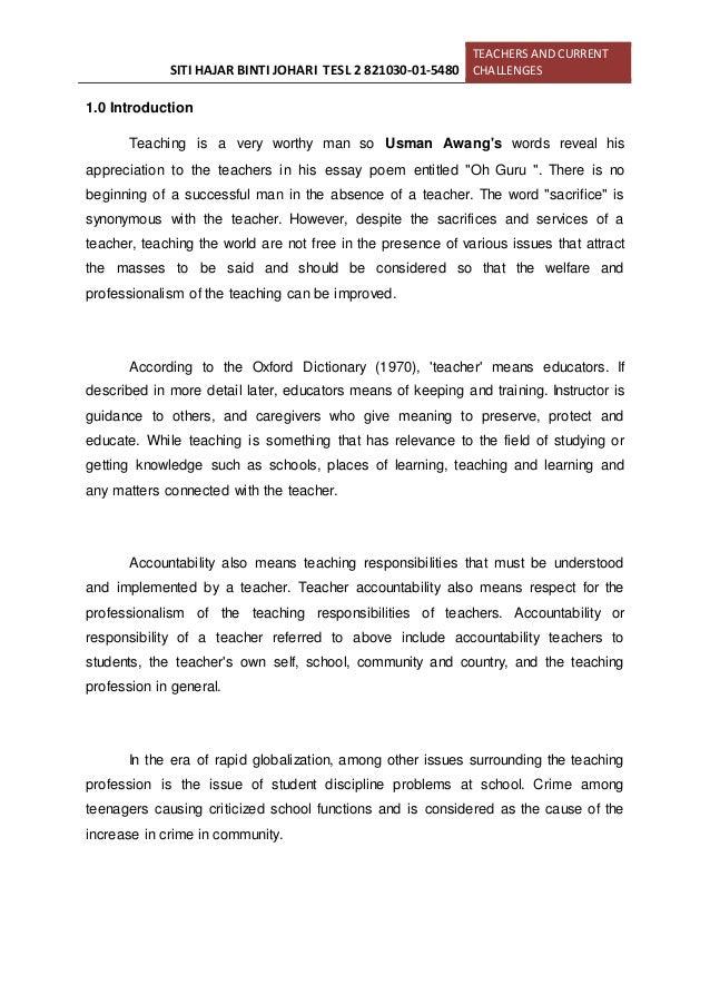 causes of discipline problems in schools essay