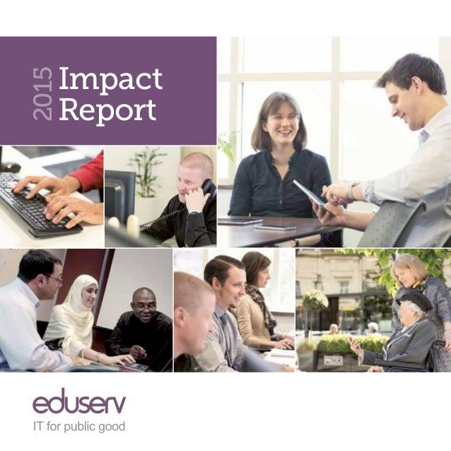 Impact Report 2015