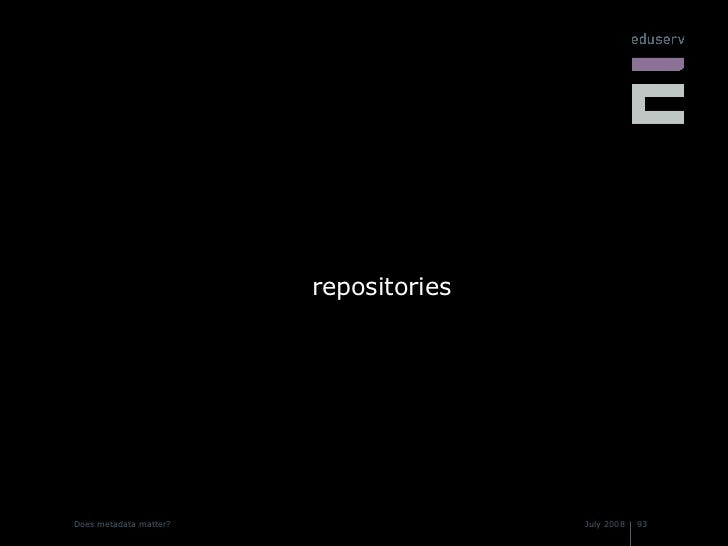<ul><li>repositories </li></ul>