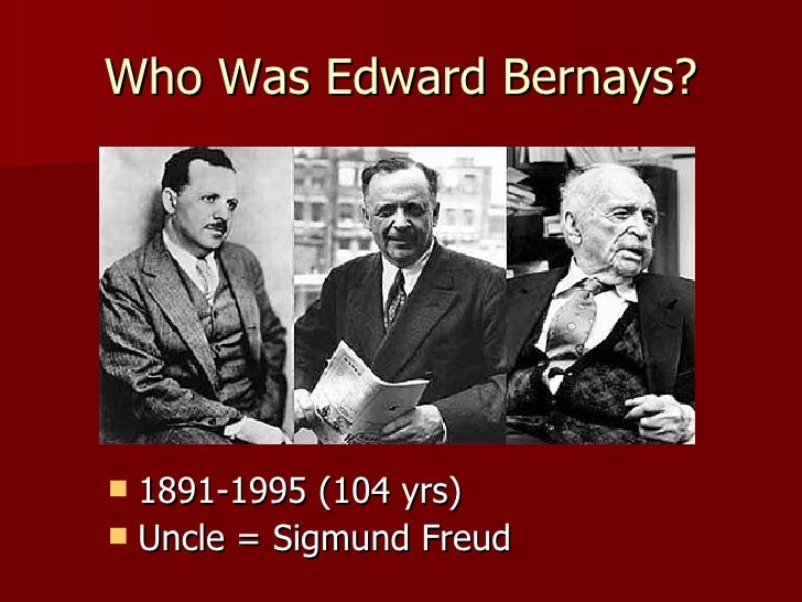 Edward Bernays Engineering Of Consent Pdf Free