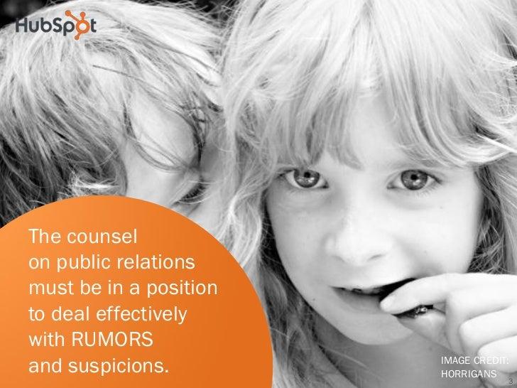 Edward Bernays' Doctrine for the Public Relations Professional Slide 3