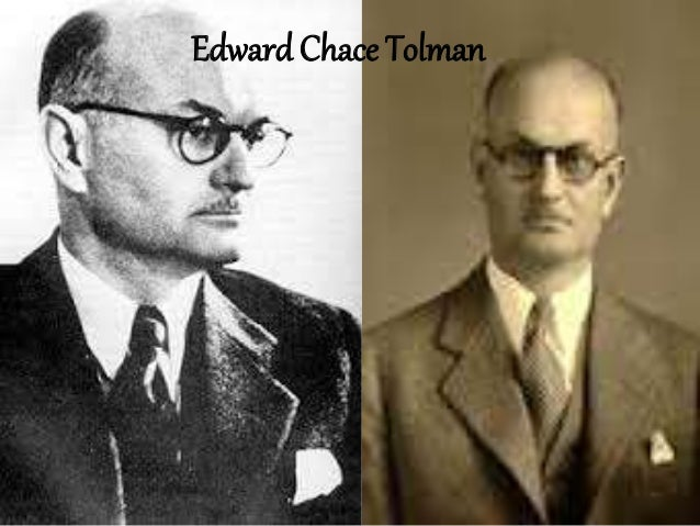 learning and motivation by edward chace tolman essay Edward chace tolman (april 14, 1886 – november 19, 1959) was an american psychologist he was most famous for his studies on behavioral psychology background born in west newton, massachusetts, brother of caltech physicist richard chace tolman, edward c tolman studied at the massachusetts institute of technology, and received his phd from harvard university in 1915.