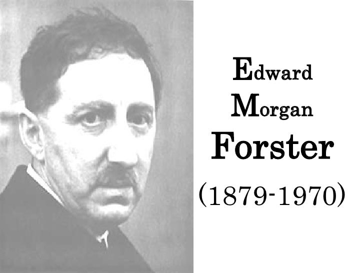biography of e m forster Biography of e m forster primary sources e m forster edward morgan forster, the son of edward forster, an architect, and marianne thornton, was born in.