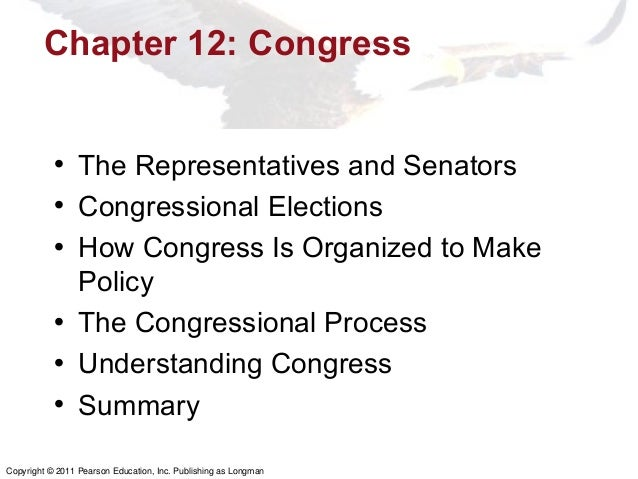 congressional outline ap gov Social studies help for american history, economics and ap government   describe the characteristics of members of congress and outline the process for  electing  anti-federalists distrusted strong national government, favored  annual.