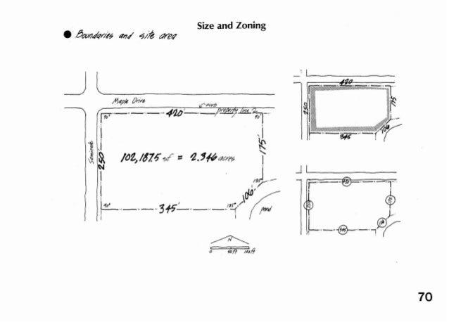 Site Analysis Edward T White