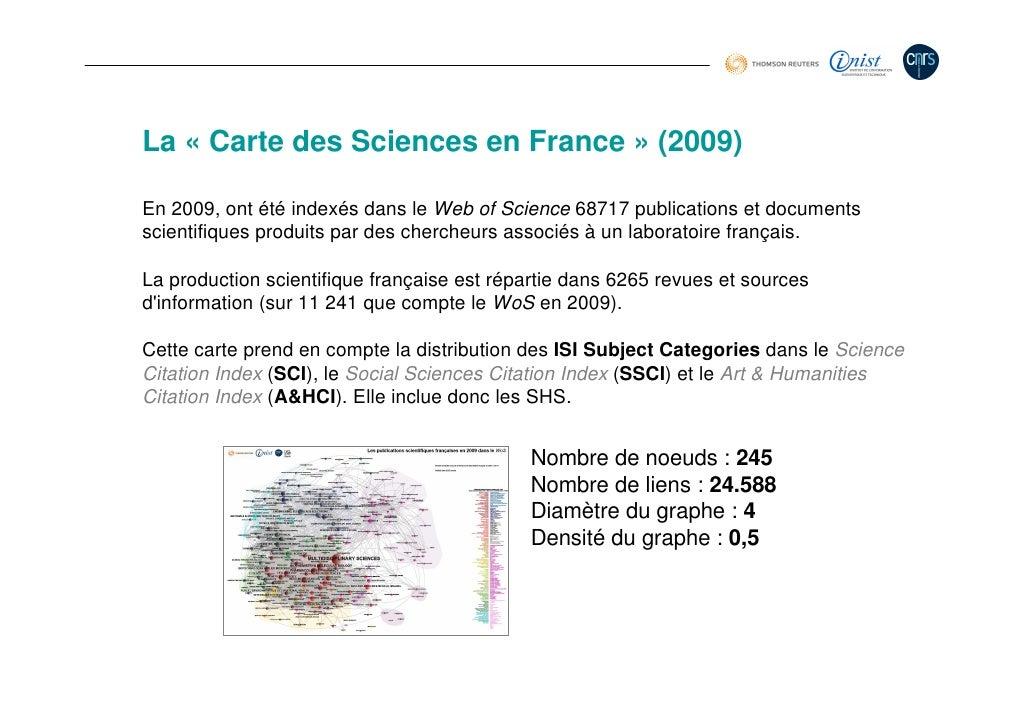 Croisement et curseur qualitatif    Croiser les dimensions du WoS :  -Croisement des indicateurs de contenu et des données...