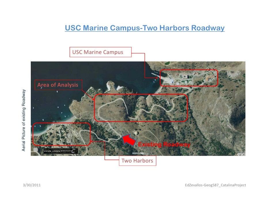USC Marine Campus-Two Harbors Roadway                                                 USCMarineCampus                   ...