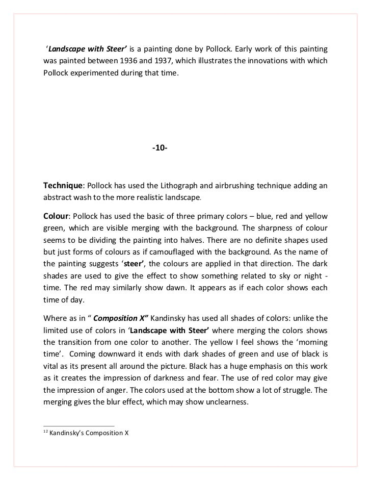 essay on visual arts Elizabeth macarthur high school – 1stage 6 visual arts visual arts critical/ historical essay writing guide contents 1 quick tips page.