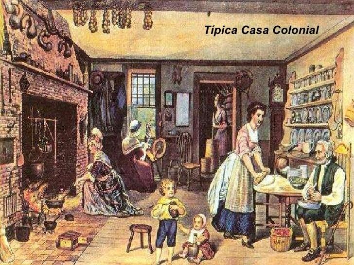 Típica Casa Colonial
