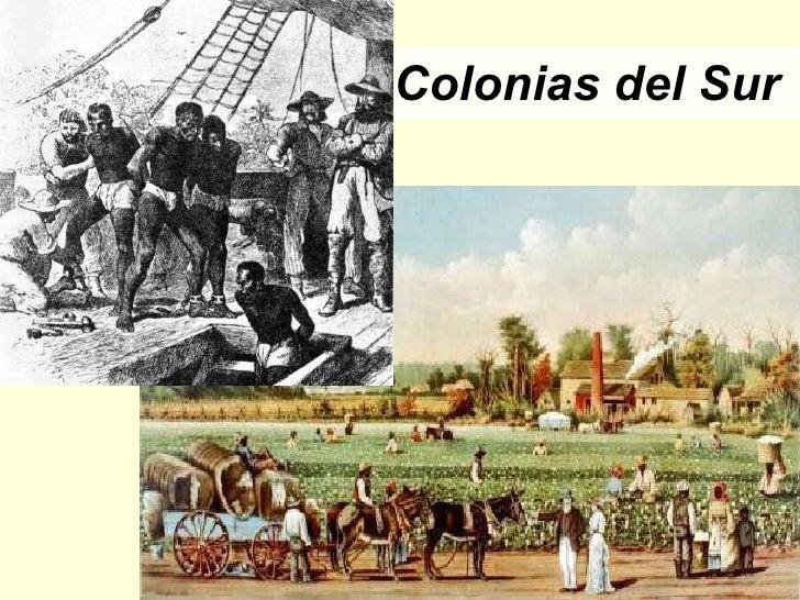 Colonias del Sur