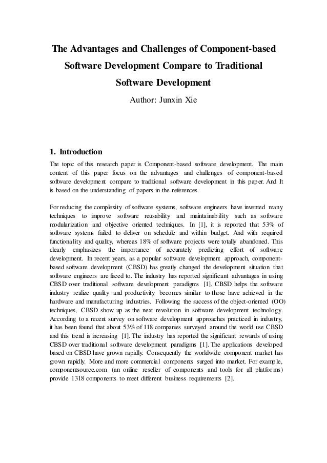 software research papers