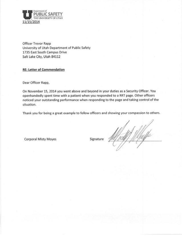 Letter Of Commendation Example from image.slidesharecdn.com