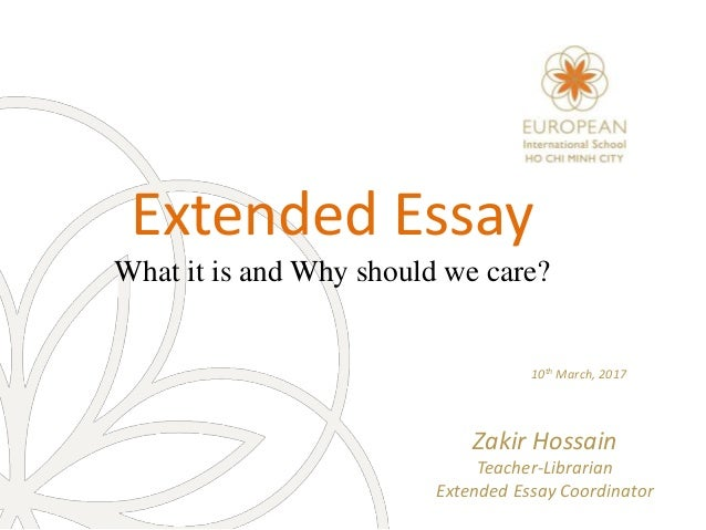 extended essay background information The extended essay for many extended ü some background information and an attempt to place the topic in appropriate context.