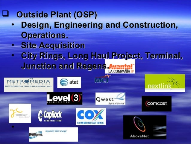 Osp Engineering Design Guidelines
