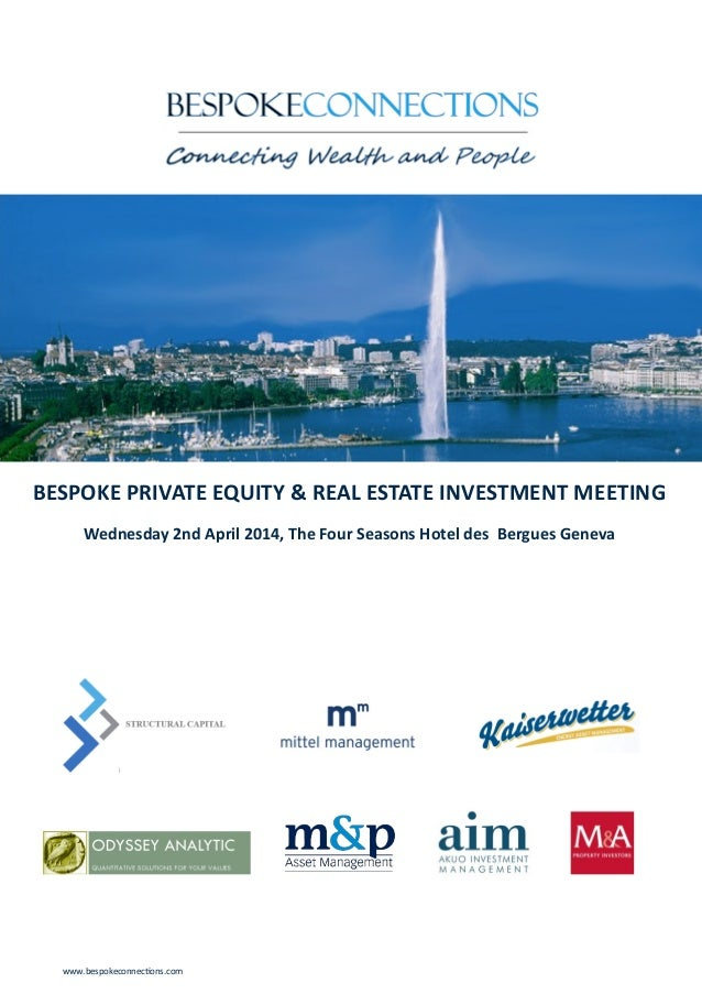 Bespoke-Private-Equity-and-Real-Estate-Investment-Meeting