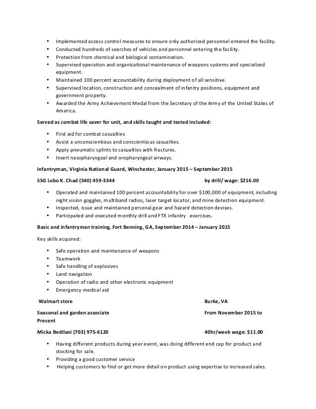 Shomba Federal Resume 1