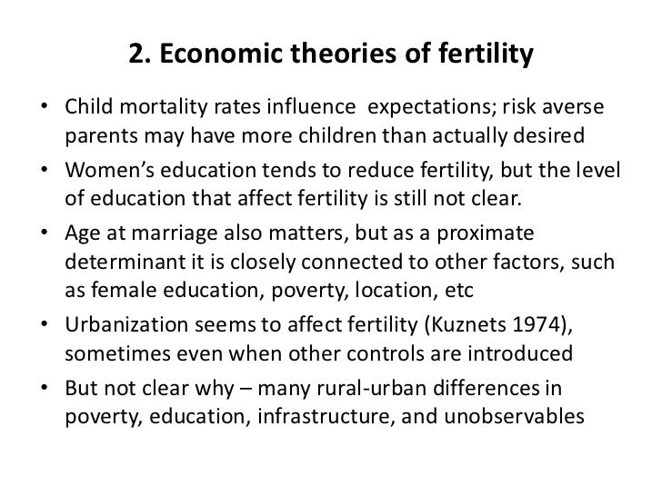 beckers theory of fertility essay Howard becker studies in the sociology of deviance print the labelling theory, becker doesn't of this essay and no longer wish to have the.