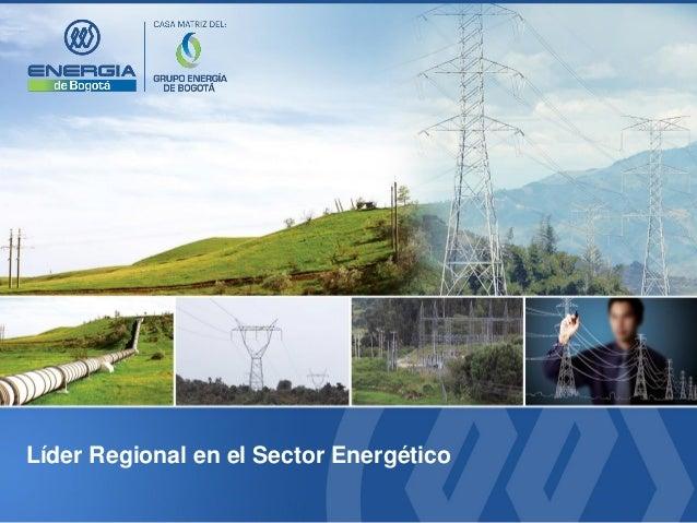 Líder Regional en el Sector Energético