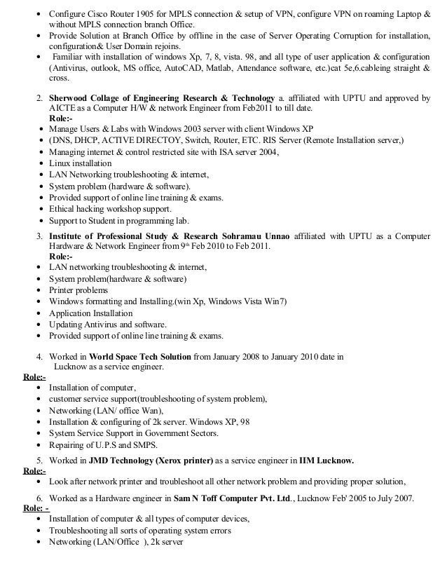 asp netweb programmer resume how to write a technical resume
