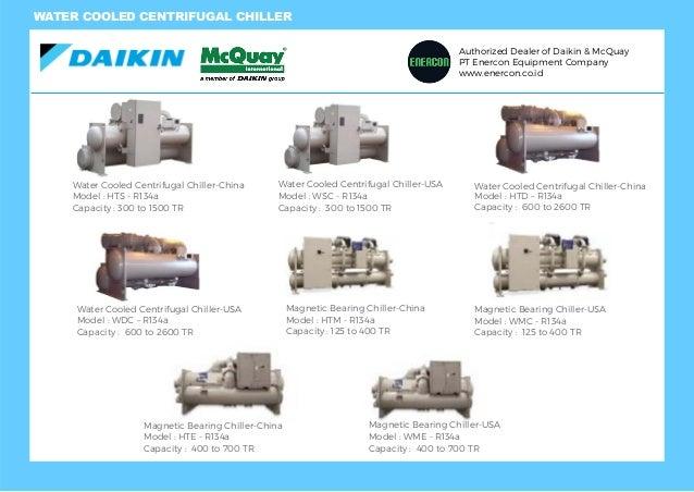 Enercon Daikin Product Line Up Slide 3