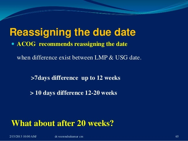 2nd trimester ultrasound dating in pregnancy 4