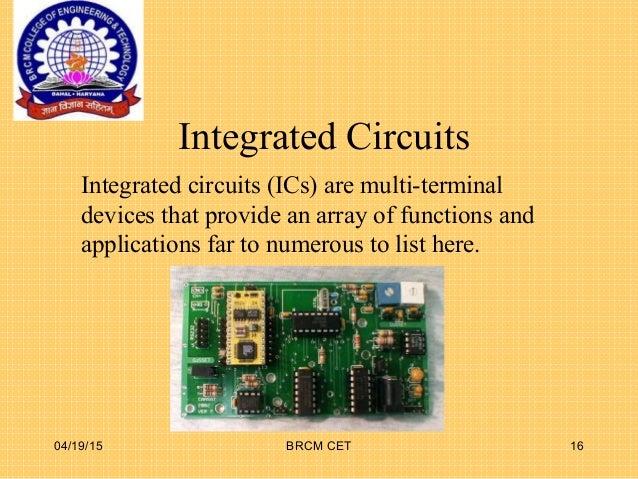 Basics Electronics Engineering ppt.