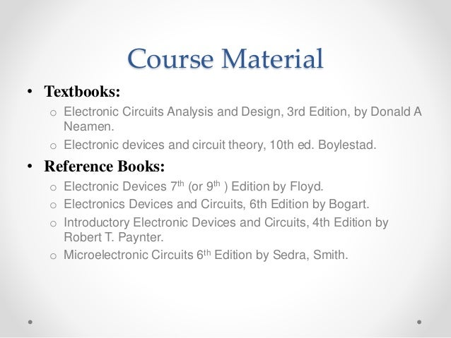 EEE231- Electronics-1 Lecture 01