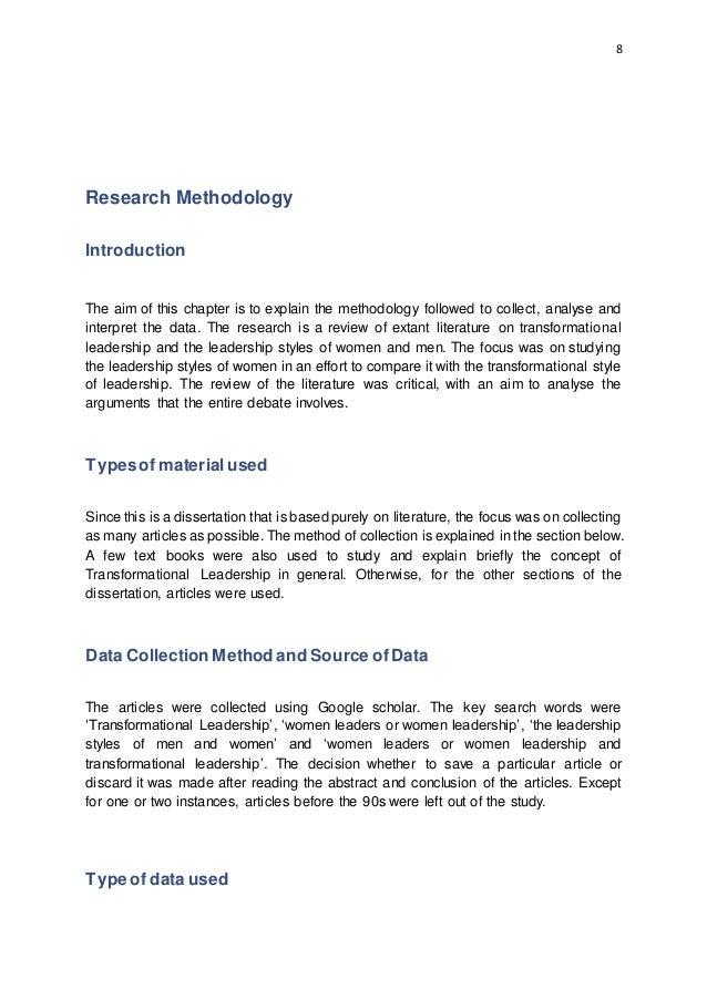Top 15 Dissertation Topics In Transformational Leadership