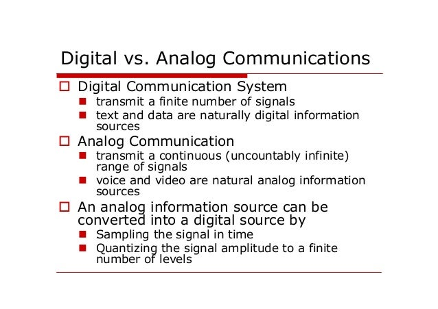 An Introduction To Analog And Digital Communication Pdf