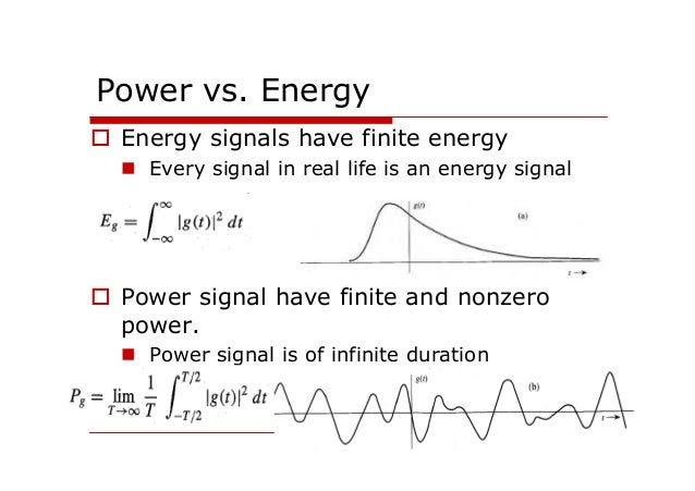 energy and power signals pdf