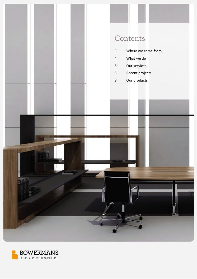 bowermans office furniture introduction portfolio 2 gcb