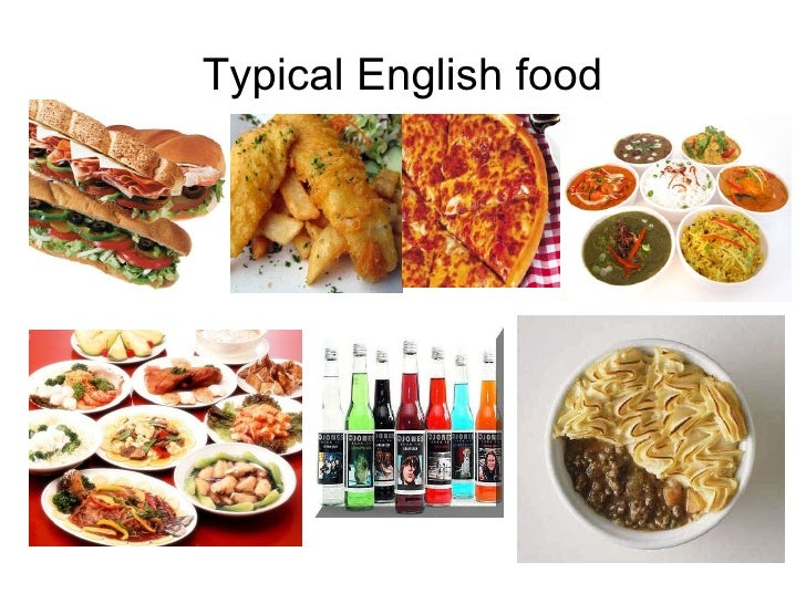 Comparison food england sweden for Cuisine in english