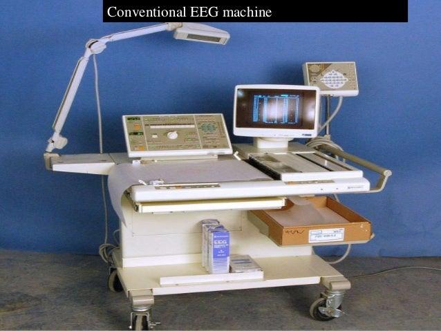 Eeg machine calibration
