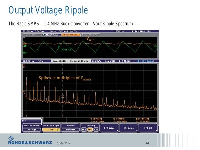 Troubleshooting Switched Mode Power Supplies (Presented at EELive!)