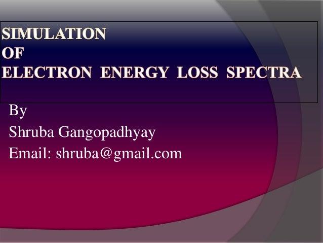 By Shruba Gangopadhyay Email: shruba@gmail.com