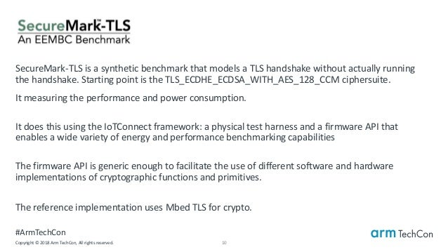 Measuring the Performance and Energy Cost of Cryptography in
