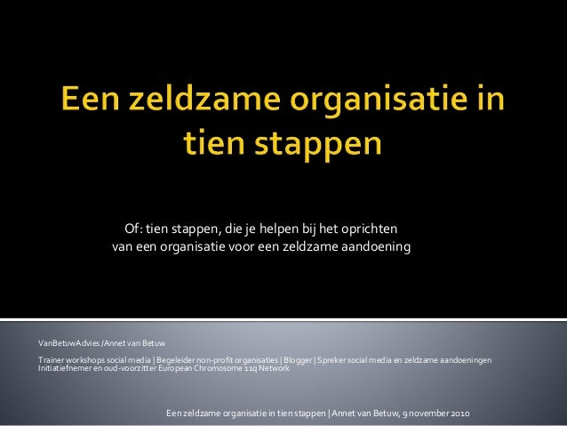 VanBetuwAdvies /Annet van Betuw Trainer workshops social media | Begeleider non-profit organisaties | Blogger | Spreker so...