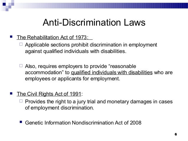 Issue of Equal Employment Opportunity & Issue in Compensation policy