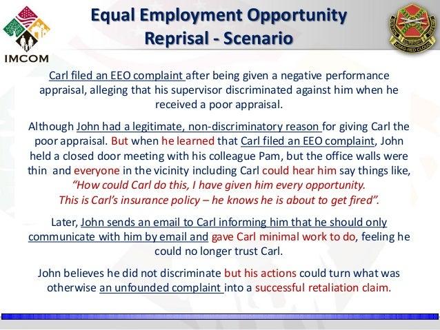 EEO Anti Harassment Training