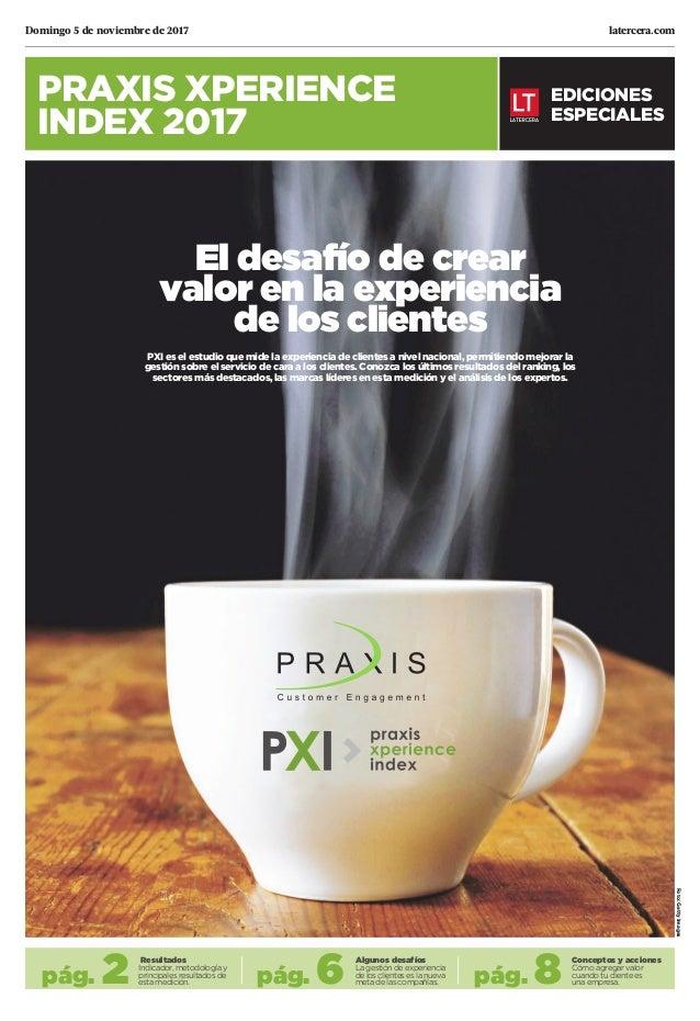 Foto:GettyImages Domingo 5 de noviembre de 2017 latercera.com pág. 2 Resultados Indicador, metodología y principales resul...