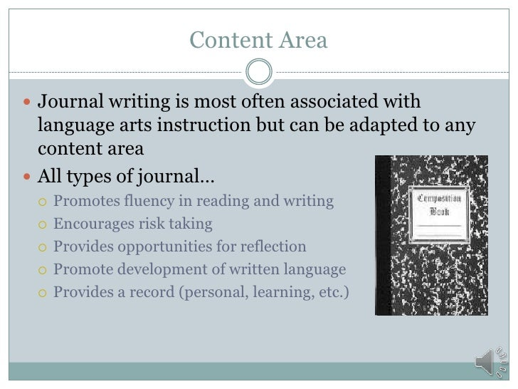 Ees 4066 Instructional Strategy Journal Writing