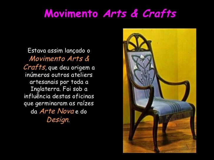 Arts Amp Crafts E Arte Nova