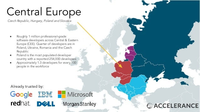 2018 Guide to Software Outsourcing in Eastern Europe
