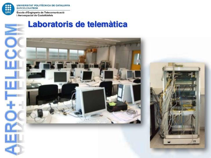Laboratoris de telemàtica