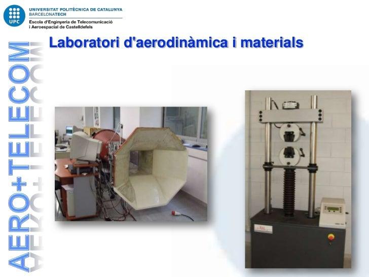 Laboratori daerodinàmica i materials
